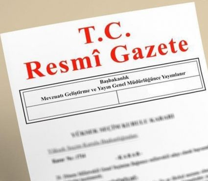 Türk Lirasının Değerinin Korunmasıyla ilgili Cumhurbaşkanı Kararnamesi Resmi Gazete'de Yayımlandı