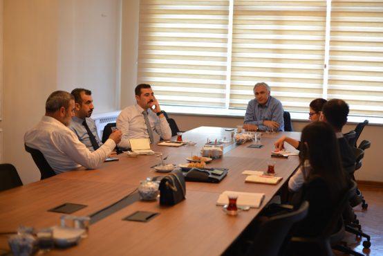 Özel Sağlık Hizmetlerinde İnsan Kaynakları Konulu Departman Toplantısı Yapıldı