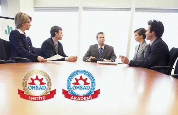 OHSAD Akademi Sektör Yöneticileri ile Buluşuyor