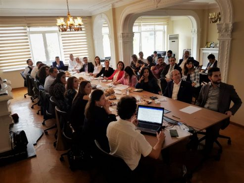 SGK Sözleşme Yönetimi Hizmetleri Konulu Departman Toplantısı Yapıldı