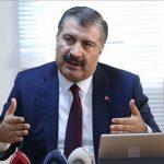 Sağlık Bakanı Dr. Fahrettin Koca