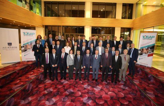 OHSAD Yönetim Kurulu TÜSAP Sağlık Hizmet Sunumunda İnovasyon Toplantısına Katıldı
