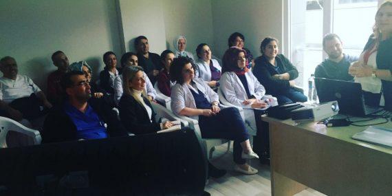 Özel Sağlık Kuruluşlarında Hemşirelik Hizmetleri Yönetimi Eğitimi