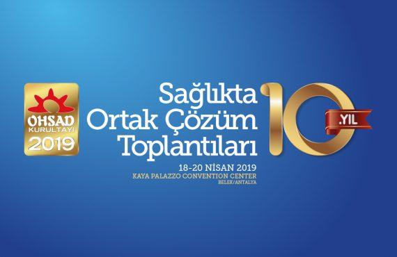 Medikal News – Türkiye Sağlık Sektörü 'Sağlıkta Ortak Gelecek' için 10. Kez Buluşacak – Şubat 2019