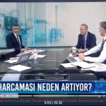 Dr. Reşat Bahat Habertürk TV'ye konuk oldu