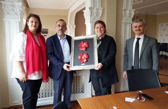 Aile, Çalışma ve Sosyal Politikalar İstanbul İl Müdürlüğü'nden Anlamlı Ziyaret
