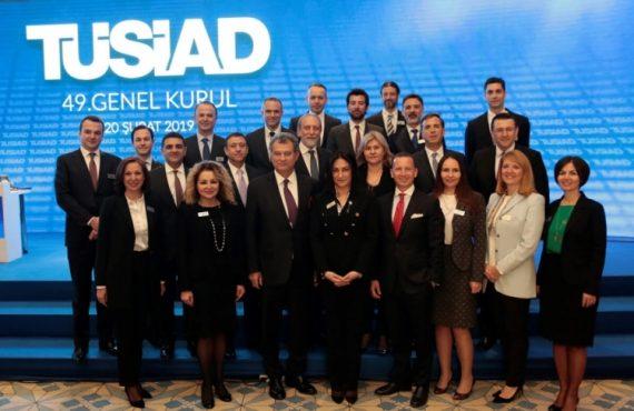 Güven Hastanesi Yönetim Kurulu Başkanı Nüket Küçükel TÜSİAD Sosyal Politikalar Yuvarlak Masa Başkanı oldu
