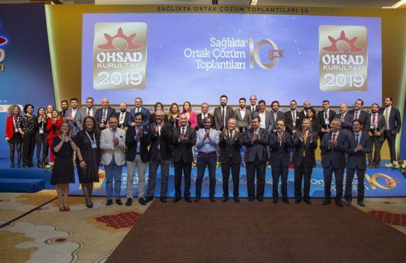 10. OHSAD Kurultayı Başarıyla Tamamlandı