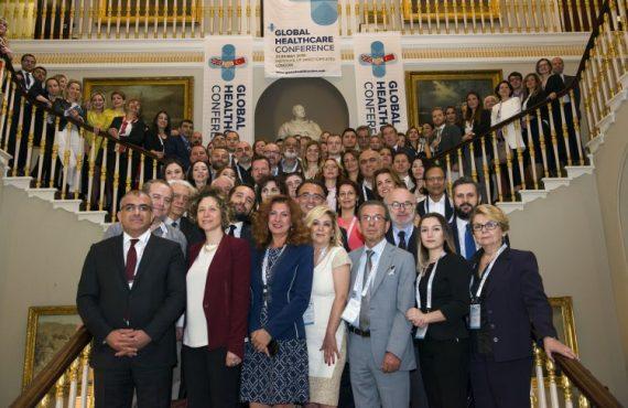 Global Sağlık Konferansı, İngiltere ve Türkiye'den Sağlık Profesyonellerini Londra'da Buluşturdu