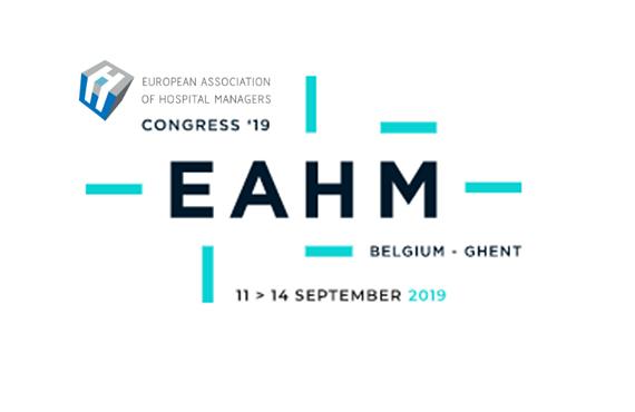 European Association For Hospital Managers'ın (EAHM) 28. Kongresi Belçika'nın Ghent şehrinde gerçekleştirilecek.