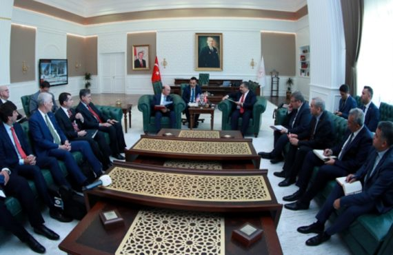 Bakan Koca ve Bakan Ross, Türkiye-ABD Sağlık İşbirliği İmkanlarını Konuştu