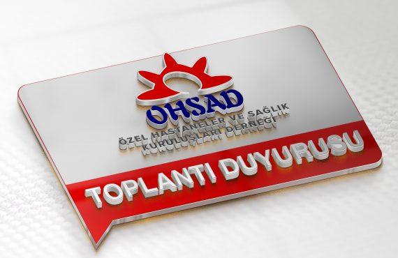 OHSAD Yönetim Kurulu Konya'da üyeleri ile biraraya geliyor