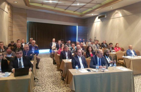 OHSAD Yönetim Kurulu Toplantısı Konya'da Yapıldı