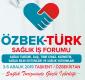 Türk-Özbek Sağlık İş Forumu USHAŞ'ın Organizasyonu ile Aralık'ta Yapılacak