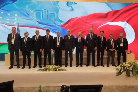 Özbek-Türk Sağlık İş Forumu OHSAD'ın da Katılımı ile Gerçekleşti