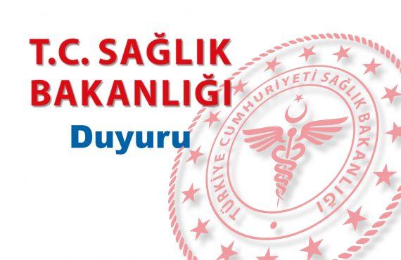 Sağlık Bakanlığı Sağlık Hizmetleri Genel Müdürlüğü Tarafından RUHSAD Uygulaması Hakkında Duyuru Yayınlandı