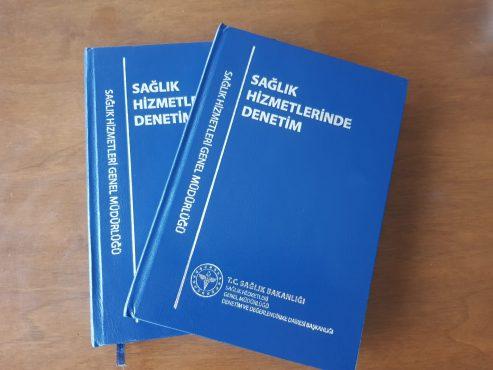 Sağlık Hizmetlerinde Denetim Kitabı Yayınlandı
