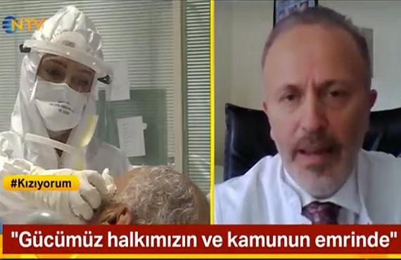 NTV – Özel Hastanelerde Pandemi Hazırlığı – 28 Ekim 2020