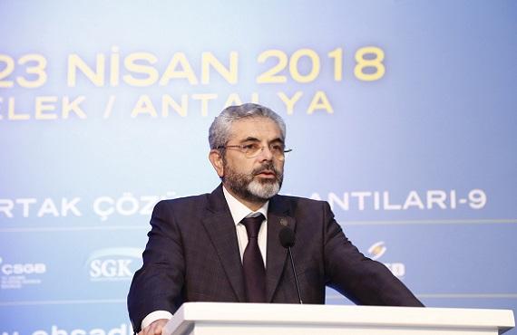 Sağlık Bakan Yardımcılığına Prof. Dr. Sabahattin Aydın atandı